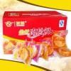 福建特产零食品 正宗友臣金丝肉松饼干60-65个整箱 一箱多省包邮