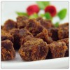 【送赠品】特产零食品林鹤XO酱烤牛肉干/牛肉粒250g特价两包包邮