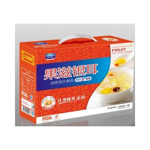 果滋银耳 水果罐头礼盒 润养型纤维果肉 (4)